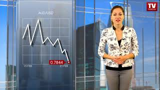 InstaForex tv news: USD continues to gain grounds  (21.02.2018)
