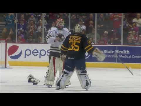 Providence Bruins vs The Hershey Bears - 12/16/17