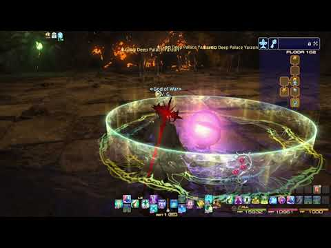 Final Fantasy XIV - Palace of the Dead Floors 101-110 (WHM Solo)