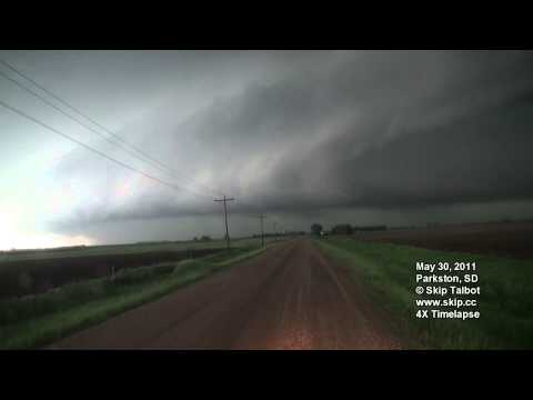 May 30, 2011 Parkston, SD Supercell