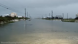 Tropical Storm Claudette,  Dauphin Island, AL - 6/19/2021