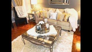 Living Room Refresh   New Decor!!