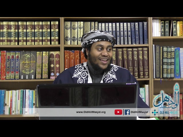 Al-Quran - Preservation Of The Revelation || Ustadh Nasir Al-Libee