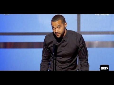 Jesse Williams' Speech BET Awards 2016