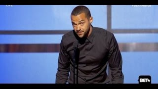 jesse williams speech bet awards 2016