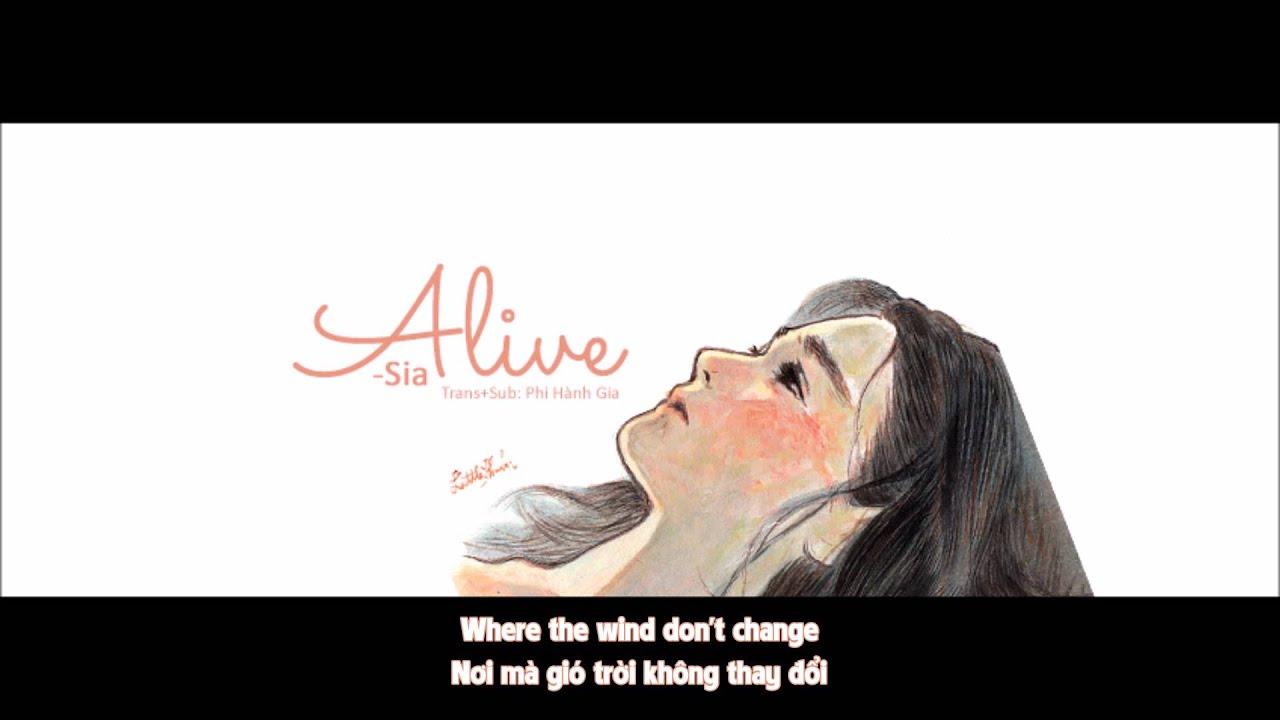 Lyrics+Vietsub] Sia - Alive - YouTube