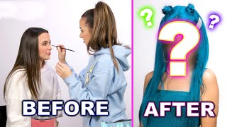 Download Giving My Twin a Transformation Makeover - Merrell Twins Mp3 and Videos