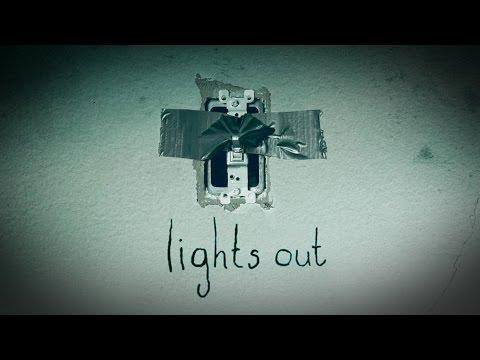 LIGHTS OUT // И ГАСНЕТ СВЕТ ... 2016 #МНЕНИЕ О КИНО