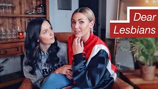 Lesbians on Tinder, Dating Guys or Girls | DEAR LESBIANS
