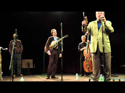 """KELLSO, MUNISTERI, ROBINSON, O'LEARY at SVA """"JAZZ AND POETRY"""" FESTIVAL (March 22, 2012)"""