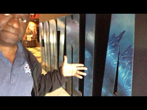 Godzilla King Of The Monsters Review At Cinemark 17 Fayetteville GA
