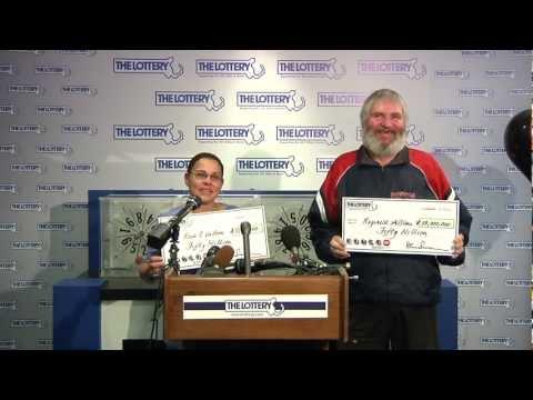 12.13.12 Two Costco Coworkers Split $50 Million Powerball Jackpot Won In Massachusetts