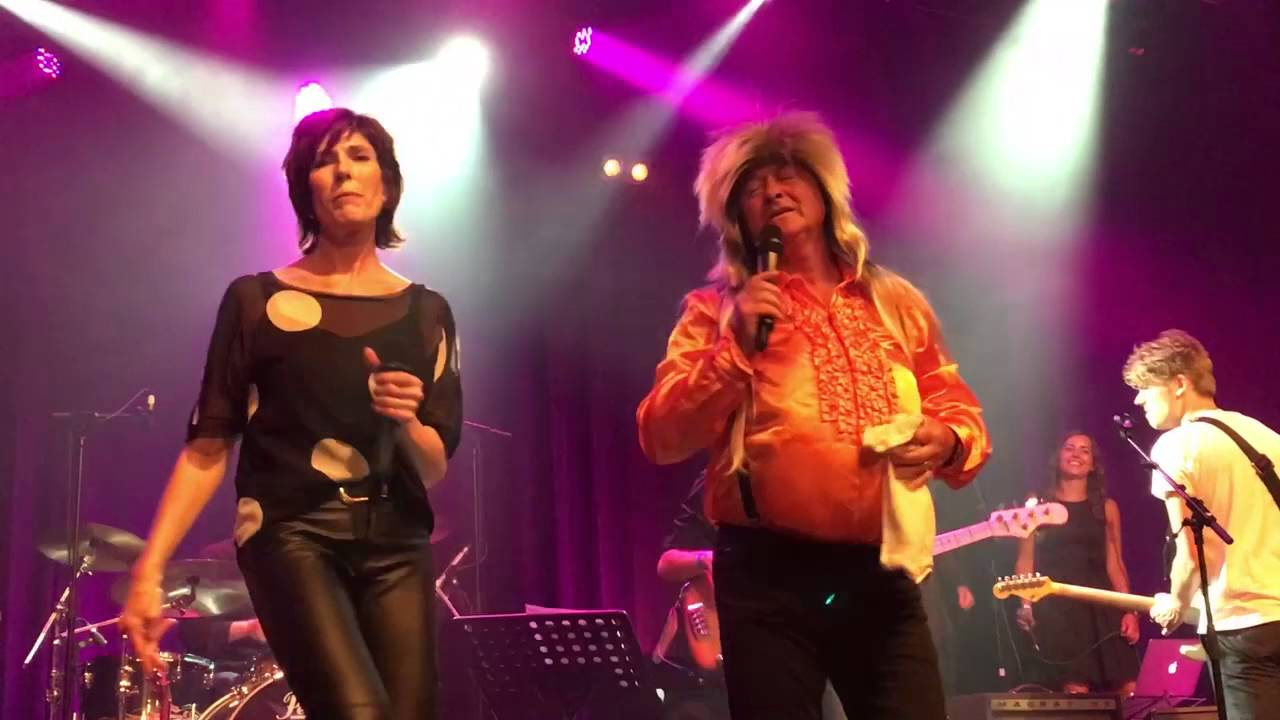 Carola Smit en Jan Keizer   Paradise by the dashboard light Chords ...