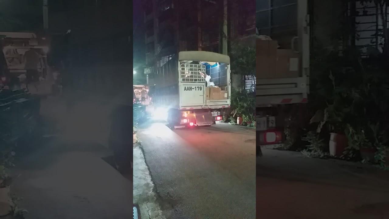 新竹市北區湳雅街資源回收車2019年7月13日星期六 - YouTube