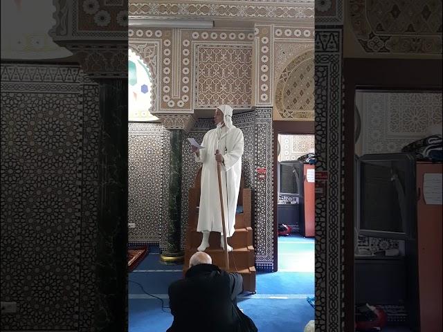 Sermon du Vendredi 30/04/2021 - Mosquée de Chevilly-Larue