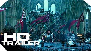 Transformers 5 : The Last Knight - Secret Past Trailer