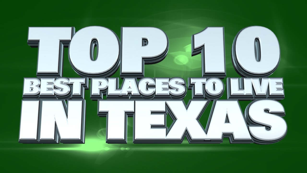 In Texas For Places Singles To Best Live