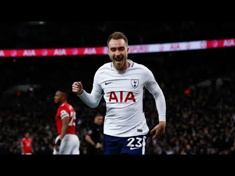 Christian Eriksen | First 50 Goals for Tottenham Hotspur (HD)