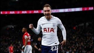 Christian Eriksen | First 50 Goals for Tottenham Hotspur (HD)