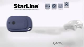 видео Установка автосигнализации StarLine A92 Dialog CAN Flex, установка автомобильной сигнализации Star Line A4