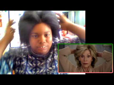 Grace and Frankie 1x01 Reaction