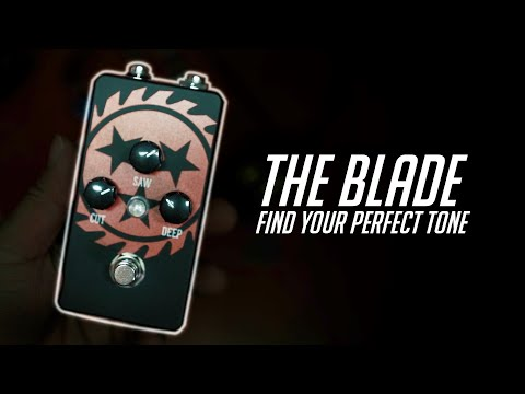 The Fortin Blade Whitechapel Signature Pedal - Pedal Demo