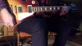 Guitar cover. All rights to the original track belongs to Sony Musi...