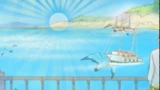 思い出の唄 「オー・ソレ・ミヨ」 Vo:小金井弘之 Piano:中島薫 イラス...