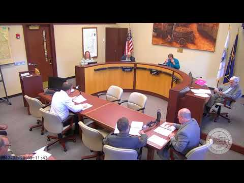 LV County BOCC Meeting for August 28, 2017
