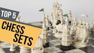 5 Best Chess Sets 2018 Reviews