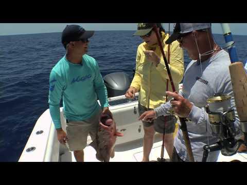 "Sportsman's Adventures: ""Grouper Fishing in Naples, Florida"" Season 21 | Episode 10"