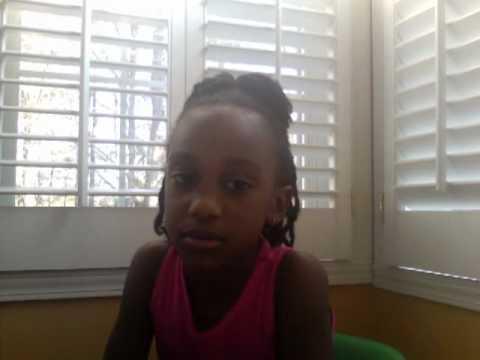 Scary Little Black Girl