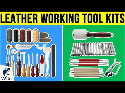 10 Best Leather Working Tool Kits 2019