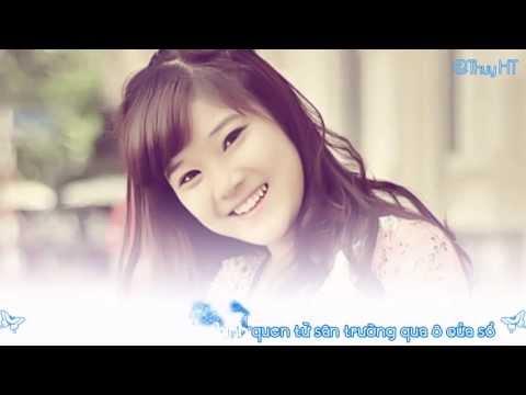 Ngây Ngô - Hoàng Yến [Lyrics+Kara]