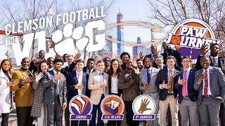 Clemson Football: The P.A.W. Journey Vlog || The Vlog (Season 6, Ep. 9)