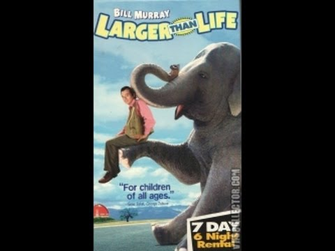 Larger than Life is listed (or ranked) 7 on the list The Best Elephant Movies