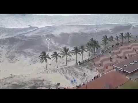 南非 微型海嘯 Storm