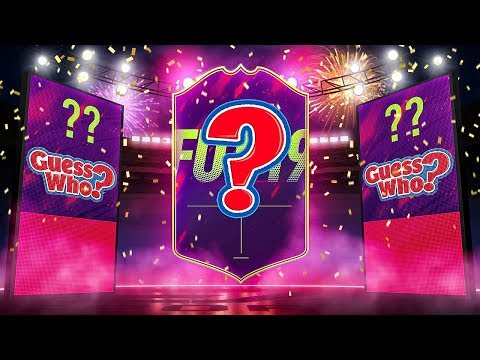 EPIC WALKOUT IN FUT FUTURE STARS GUESS WHO!!! FIFA 19 Pack Opening!