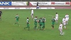 1. FC Schweinfurt - SV Schalding Heining (Regionalliga Bayern 2016/17 - Spieltag 18)