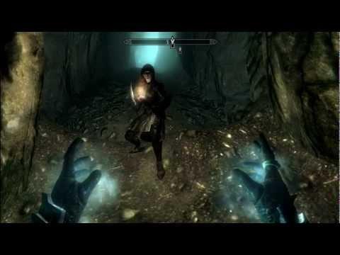 TES 5: Skyrim - А все бегут, бегут, бегут,бегут и я бегу