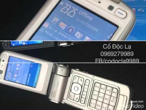Cổ Độc Lạ - Nokia N93