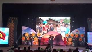 tuyên truyền xung kích LLVT tỉnh Lâm Đồng