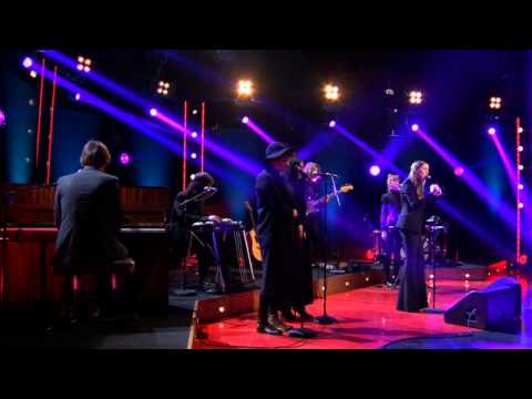 Lykke Li - No Rest For The Wicked [ Live on Skavlan @ SVT 2014-03-14 ]
