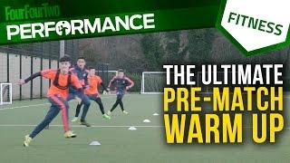 Video The ultimate pre-match warm up | Swansea City Academy download MP3, 3GP, MP4, WEBM, AVI, FLV Maret 2017