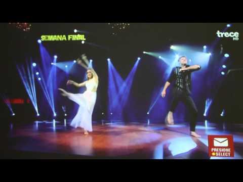 Armando Torrea y Marisol | Baila Si Puedes | Contemporaneo | Coreografia por Paulina Pulido