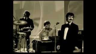 THE MOODY BLUES-DR LIVINGSTONE/RIDE MY SEE-SAW-LIVE ON FRENCH TV-1968