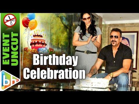 Sanjay Dutt | Birthday Celebration | Press Conference | Salman Khan | Event Uncut