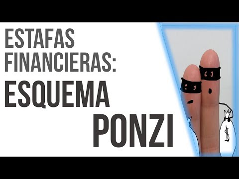 Esquema ponzi | Estafas financieras I ( video )