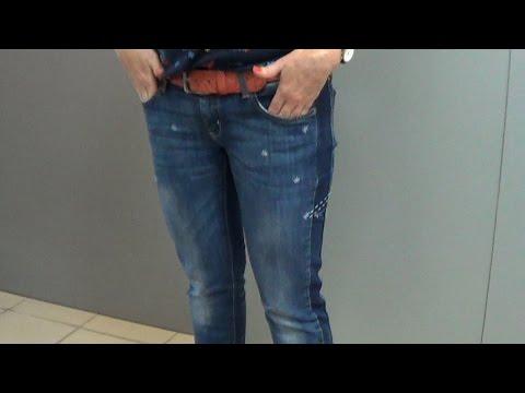 Как увеличить джинсы в размере