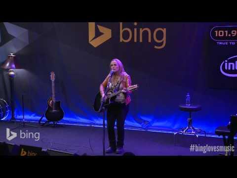 Melissa Etheridge - If I Wanted To (Bing Lounge)